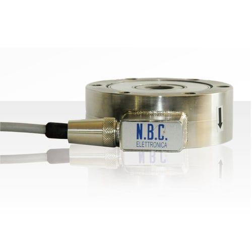 cella di carico a compressione / planare / ad alta precisione / in acciaio inossidabile