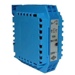 relè elettromeccanico 24 V DC / monostabile / di interfaccia / compatto