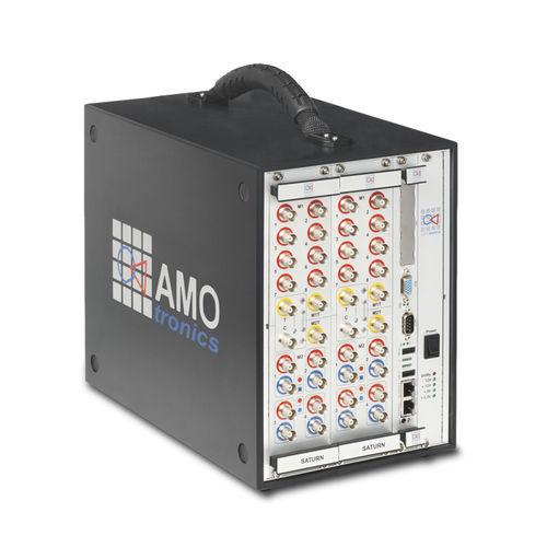 registratore di transitori / senza carta / multivia / per applicazioni mobili