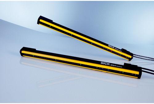 barriera fotoelettrica di sicurezza di tipo 4 / di sicurezza di tipo 2 / multifascio / a barriera