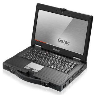 computer portatile Intel® Core i5-520M / NVIDIA GeForce GT330M / MIL-STD-810G / rinforzato
