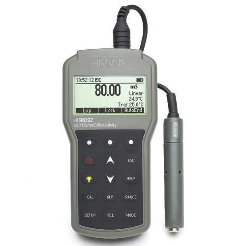 apparecchio di misura TDS / di salinità / di resistività / di conduttività