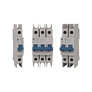 interruttore automatico magnetotermici / unipolare / 2 poli / 3 poli