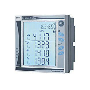 apparecchio di monitoraggio della potenza / di corrente / di tensione / di processo