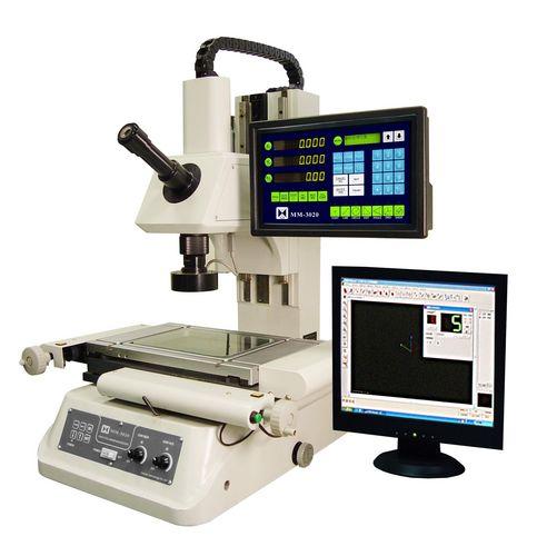 microscopio ottico / di misura / a videocamera digitale / per misurazione e ispezione