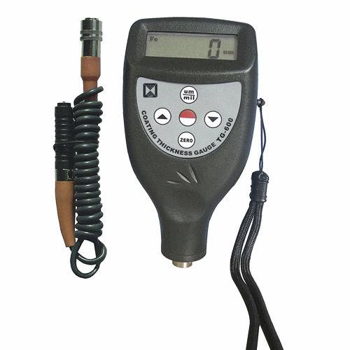 misuratore di spessore di rivestimento / a corrente di Foucault / portatile