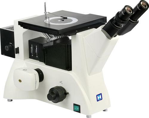 microscopio da laboratorio / metallurgico / a campo scuro / a campo chiaro