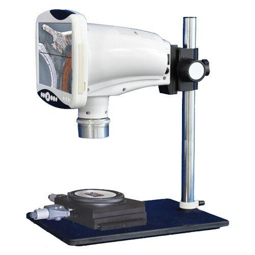 microscopio ottico / per analisi / a videocamera digitale / di elaborazione di immagini
