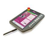 terminale di comando con tastiera / portatile / 1280 x 800 / USB