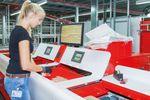 postazione di lavoro di preparazione ordini / ergonomica