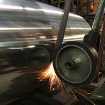 cromatura dura / dell'acciaio / per grandi serie / per piccole serie