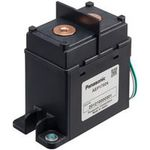 relè elettromeccanico DC / ad alta tensione / compatto