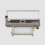 macchina per maglieria piatta / assistita dal calcolatore / industriale