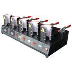 pressa idraulica / per assemblaggio / larga / digitale