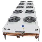 Raffreddatore di liquido ventilato 09 PE Carrier Commercial Systems and Services
