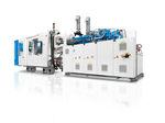Pressa ad iniezione orizzontale / idraulica / modulabile / multimateriale GXH Krauss-Maffei Injection Moulding Technology
