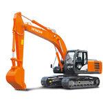 escavatore intermedio / cingolato / diesel / per cantiere di costruzione