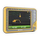 sistema di controllo di pendenza / digitale / per escavatore