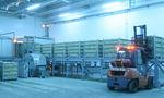 Sistema di movimentazione automatico / per prodotti alimentari GP Marel France