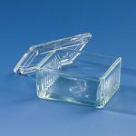 serbatoio a colorazione Schiefferdecker / in vetro