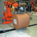 Robot antropomorfo / 6 assi / per movimentazione / compatto  ABB Robotics