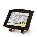 terminale con touch screen / da tavolo / compatto / display