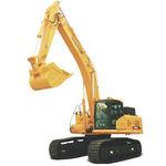 escavatore intermedio / cingolato / Tier 3 / per cantiere di costruzione