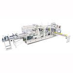 Insaccatrice orizzontale / completamente automatica / per prodotti igienici / per applicazioni igieniche BF60C B&B - MAF GmbH & Co. KG
