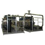 refrigeratore di gas / in acciaio inossidabile