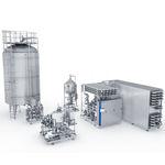 scambiatore di calore liquido/liquido / liquido/gas / sterile / per l'industria agroalimentare