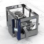 macchina per pulizia ad acqua / automatica / di processo / a giostra