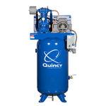 Compressore ad aria / stazionario / a pistone / lubrificato QP series Quincy Compressor