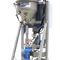 sistema di svuotamento per prodotti a media viscosità / di bariletti / per prodotti ad alta viscosità / per fusti