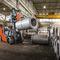 carrello elevatore con motore a combustione / con conducente seduto / per magazzino / per carichi pesanti