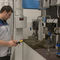 macchina da taglio per acciaio / a getto d'acqua / CNC / a portale alto
