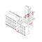 centro di lavoro 5 assi / verticale / rigido / modulare