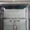 camera per test di pioggia / di tenuta agli spruzzi d'acqua / con finestra / in acciaio inossidabile