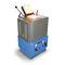 forno di fusione / a camera / elettrico / per metalli non ferrosi