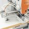 macchina da cucire automatica / per tessuti