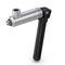 raccordo push-to-lock / idraulico / in acciaio inox / ad alta pressione