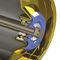 Rullo di rinvio con cuscinetti / per nastro trasportatore CEMA B Syntron Material Handling