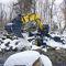 Escavatore di medie dimensioni / gommato / per cantiere / diesel S10 / S12 series KAISER AG Fahrzeugwerk
