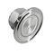sensore di pressione assoluta / piezoresistivo / con montaggio a flangia / in acciaio inossidabile