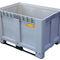 cassa-pallet in polietilene / di stoccaggio / da trasporto / per batterie usate