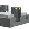Flangia di bloccaggio idraulica / manuale / per scanalatura a T PSH SERAPID