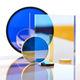 filtro ottico passa-banda UV / a banda stretta