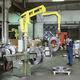 manipolatore pneumatico / con magnete di sollevamento / di manipolazione / per cilindri