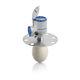 trasmettitore di livello radar FMCW / per liquidi / 2 cavi / ad alta precisione