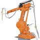 robot antropomorfo / 6 assi / di taglio / ad alta precisione