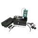 analizzatore di gas di combustione / delle emissioni / portatile / automatico